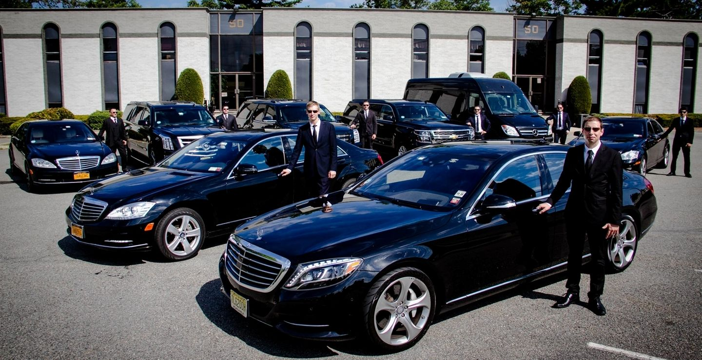 Luxury Sedans with Chauffeurs