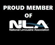 Proud Member of NLA - National Limo Association