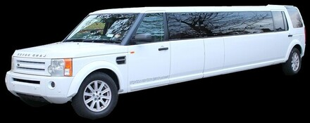 Land Rover Limo